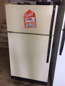 OVER 10 FRIDGES IN STOCK PRICED FROM $199 TO $350