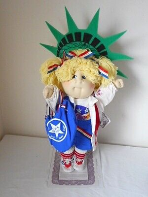Cabbage Patch Kids Soft Sculpture East Coast Show Room Special