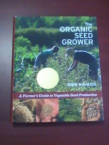 Organic seed Grower - John Navazio