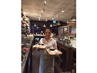 Waiters/Waitresses wanted at Le Pain Quotidien in Fulham Road start rate £7.20ph +fantastic benefits