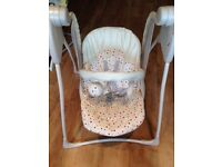 Baby swing chair (Graco)