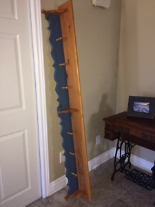 REDUCED 6-Foot Solid Wood Shelf & MORE!