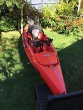 Hobie Revo 11 Kayak  + extras (Very good condition) North Melbourne Melbourne City Preview