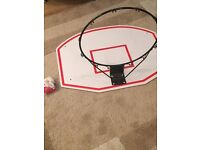 Full size Basketball Hoop with Net