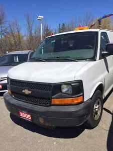 2005 Chevy Express CleanCarProof