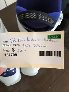 Youth Nordica Ski Boots Strathcona County Edmonton Area image 3