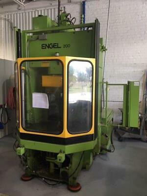 Engel 200 Ton Vertical Injection Molding Machine