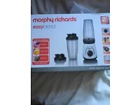Morphs Richards blender