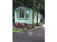 Three Bedroom Static Caravan at Fallbarrow Park on the shores of Lake Windermere in Bowness