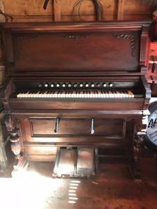 Antique Organ from W. Doherty & Co.
