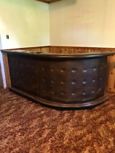FREE - PADDED BAR IN EXCELLENT CONDITION
