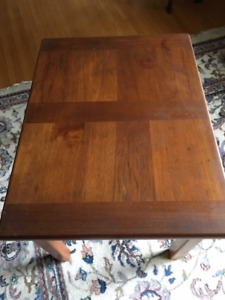 Danish Teak coffee table set