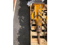 digger,hydraulic,breaker,arrowhead, R 45,2017,1.5-2.8 t,minidigger,breaker