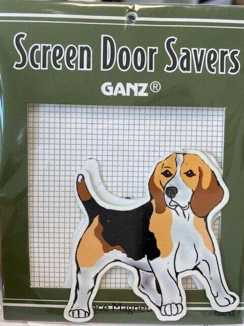 dog magnet screen door protector accessory nip