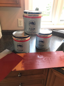 Interlux HIgh Guality Boat Paint