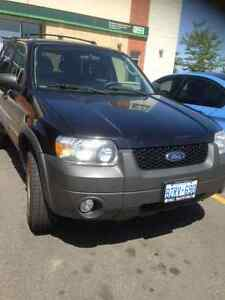 2007 Ford Escape XLT SUV, Crossover
