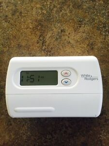 White Rodgers Programable Thermostat