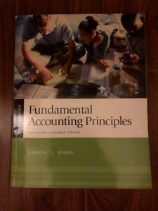 1.Volume One : Fundamental Accounting Principles 2. Volume Two: