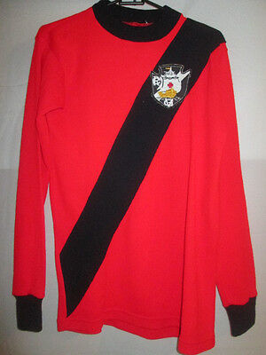 1960's Vasco Da Gama Away Football Shirt No 3 Small /7761 image