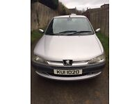 Peugeot 306 1.9 HDI for Sale in Great Condition and Full Years MOT