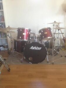 Ashton drum kit Clearview Port Adelaide Area Preview