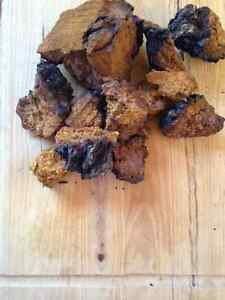 Chaga (ground or chunks)