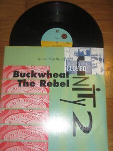 "a3 vinyl 12"" UNITY 2 BUCKWHEAT THE REBEL power mix power instr Hurley's house m - Italia - a3 vinyl 12"" UNITY 2 BUCKWHEAT THE REBEL power mix power instr Hurley's house m - Italia"