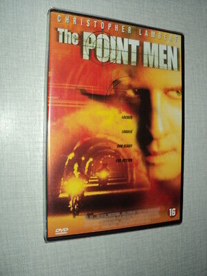 FILM THE POINT MEN DVD CHRISTOPHE LAMBERT  MARYAM D'ABO VINCENT REGAN