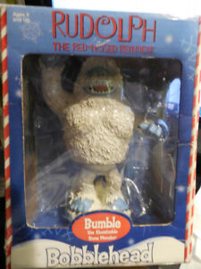 Rudolph the Red-Nosed Reindeer  -  Christmas Collectables