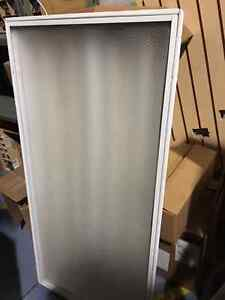 Recessed Ceiling Fluorescent Lighting Box 2'x4' (2 available)