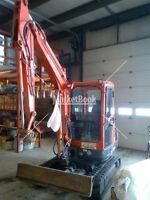 2007 Kubota LX91-3 Excavator