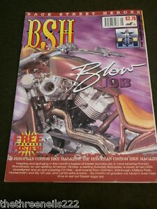 back street heroes 193 blow job may 2000 ebay. Black Bedroom Furniture Sets. Home Design Ideas