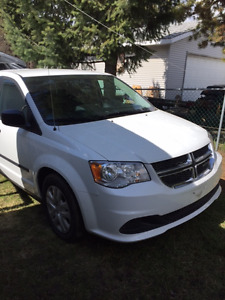 2016 Dodge Grand Caravan Canada Value Package Minivan, Van