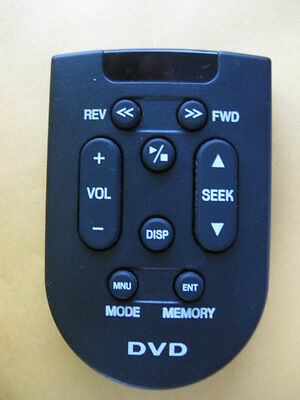 FORD LINCOLN  Rear Entertainment DVD System Remote Control  2L1T-19G323-AA  OEM