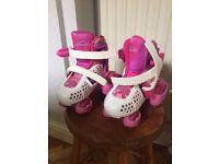 Girls SFR Stomper Roller Skates size 6-9