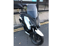2014 Yamaha YP125-R X-MAX yp 125 r xmax in White great condition