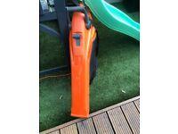 Flymo Garden Vac Blower