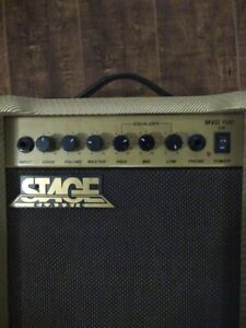 Stage Classic Guitar Amplifier