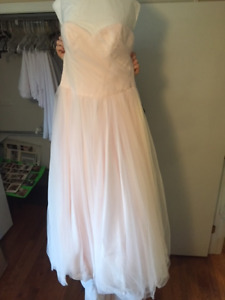 Wedding Dress - Blush