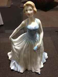Royal Doulton New Dawn Retired & Autographed HN1315