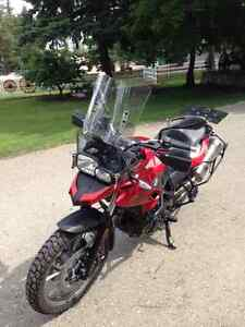 FOR SALE!!! 2013 BMW F700GS with Low K