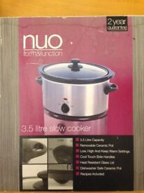 NUO 3.5L Slow Cooker
