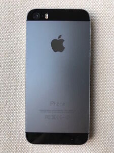 Apple Iphone 5S - 16G in perfect condition