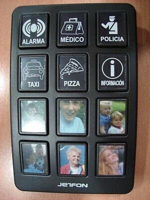 INCREMENTADOR DE MEMORIAS Para TELEFONOS FIJOS O INALAMBRICOS JETFON ED-50