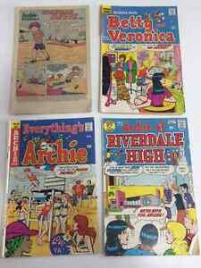 Very Old Archie Comics