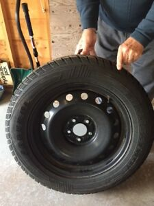 Super deal on 18 inch tires/rims