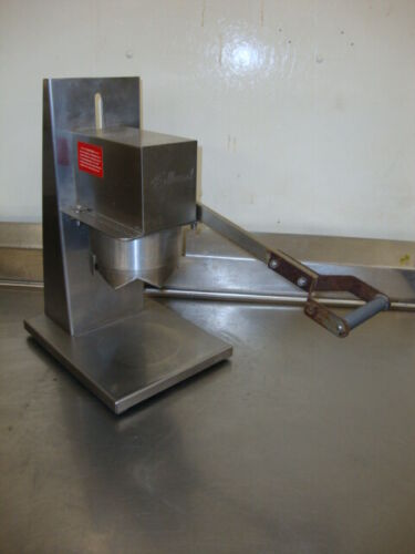 Edlund 700 S/S Manual Crown Punch Type Can Opener