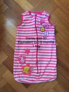 Baby Girl's Sleeping bag Size 0-6 months Como South Perth Area Preview