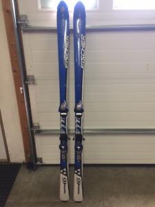Fischer 165 skis