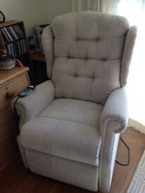 Celebrity Winchester Lift and Rise Recliner Dual Motor Chair - Never Used.